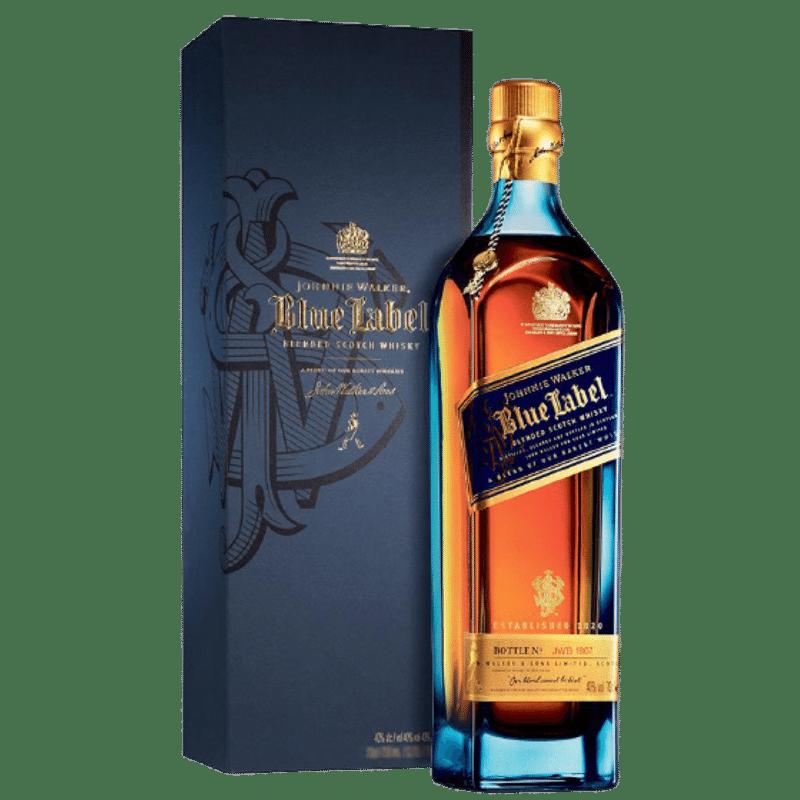 Johnnie Walker Blue Label 40 % Blended Scotch whisky
