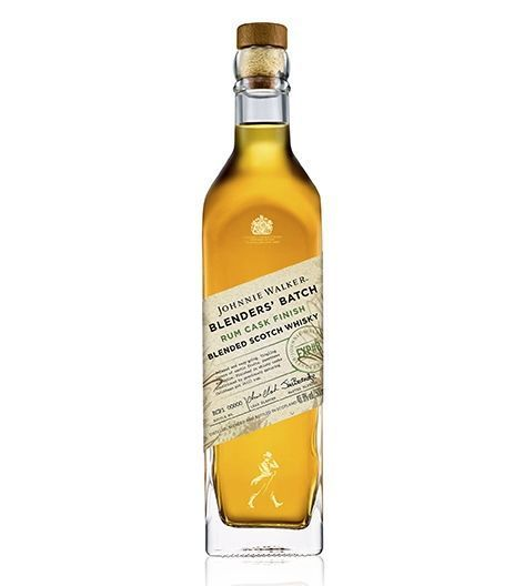 Johnnie Walker Blender`s Batch Rum Cask finish