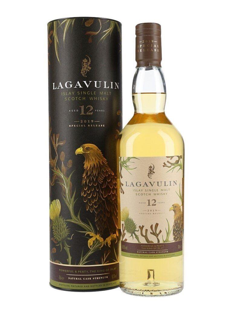 Lagavulin 12 års Islay single malt Release 2019