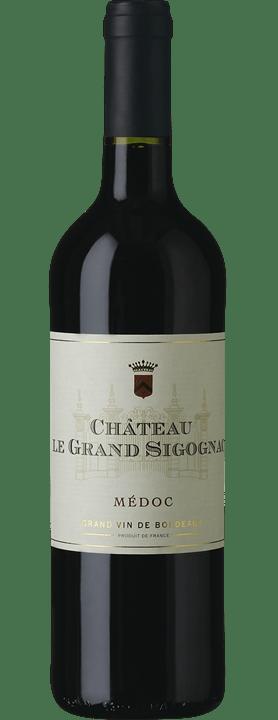 Chateau Le Grand Sigognac Medoc