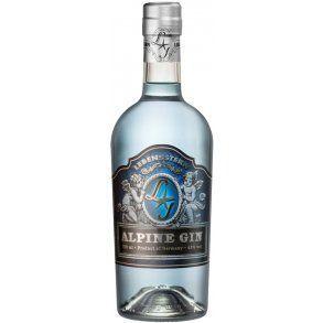Gin Alpine Lebensstern