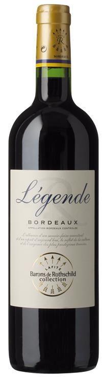 Bordeaux Legende Baron de Rothschild
