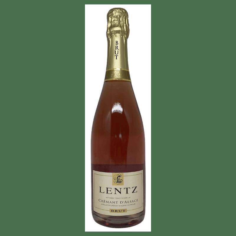 Lentz Cremant rose