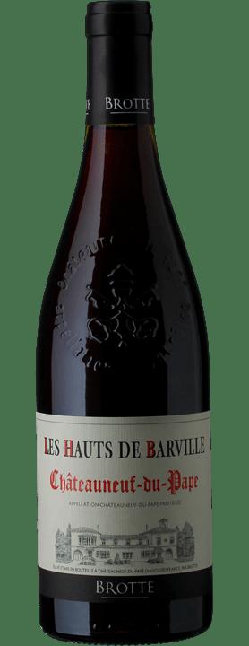 Chateauneuf-du-Pape Les Hauts de Barville Brotte