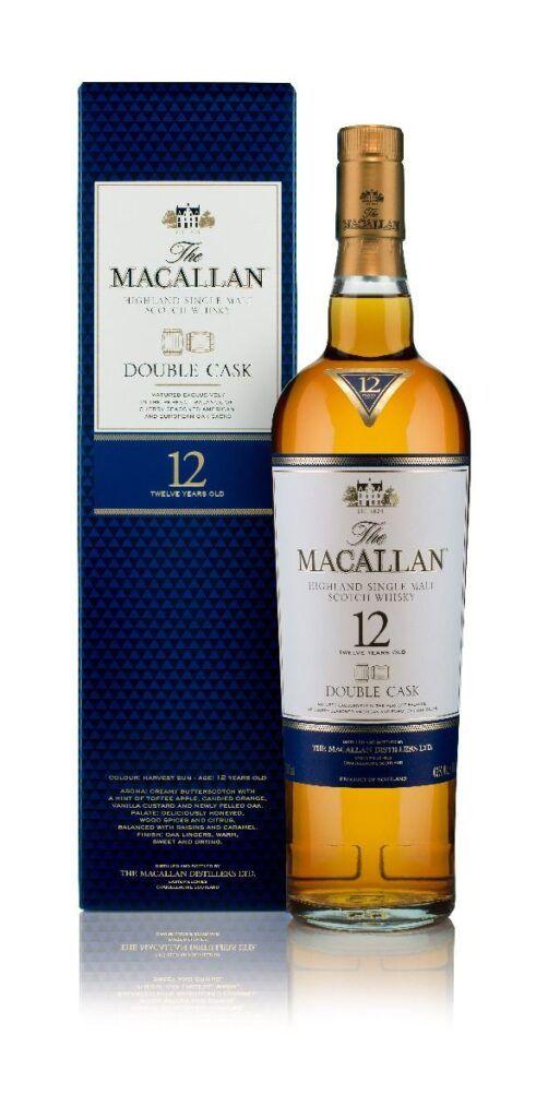 Macallan 12 Års Double Cask Single malt