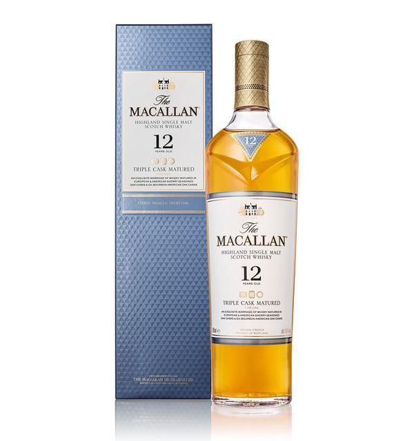Macallan 12 års Highland single malt, Triple cask