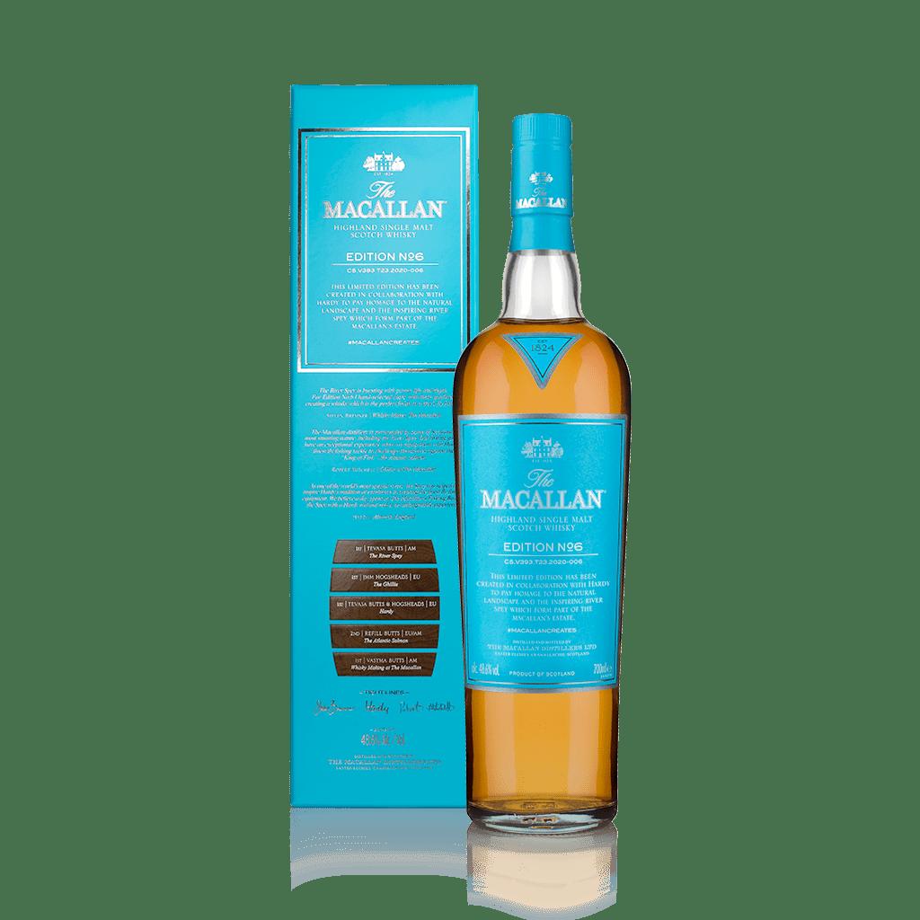 Macallan Edition no. 6 single malt 48,6 % Highland-0
