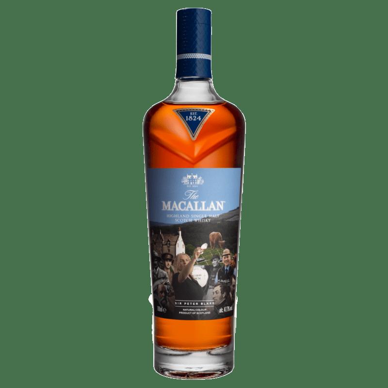 Macallan Sir Peter Blake Single malt 47,7 %-0