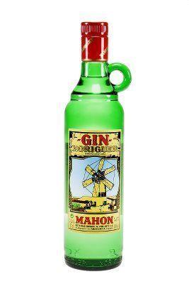 Xoriguer Gin fra Menorca i Spanien