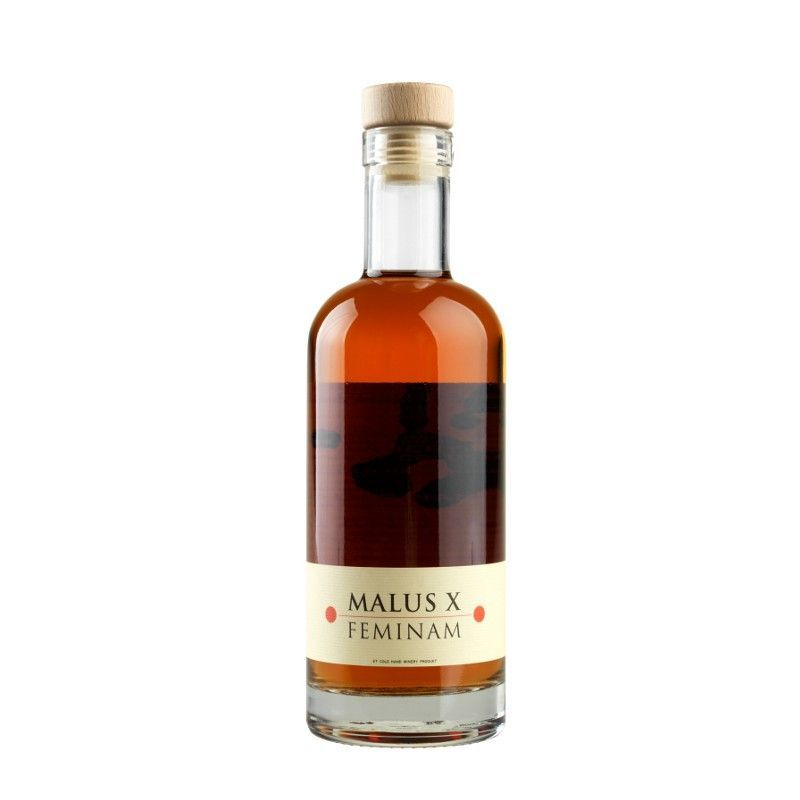 Dansk æblevin Malus X Feminam Cold Hand Winery