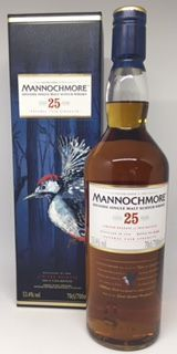 Mannochmore 25 års