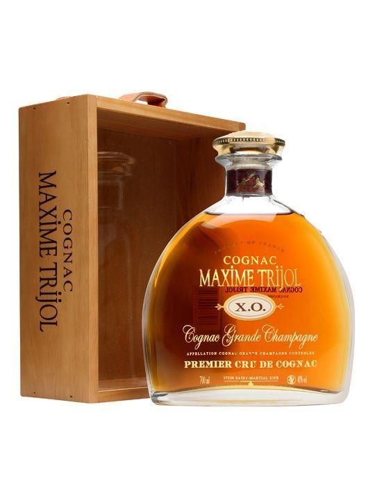 Cognac Grande Champagne Extra X.O Maxime Trijol