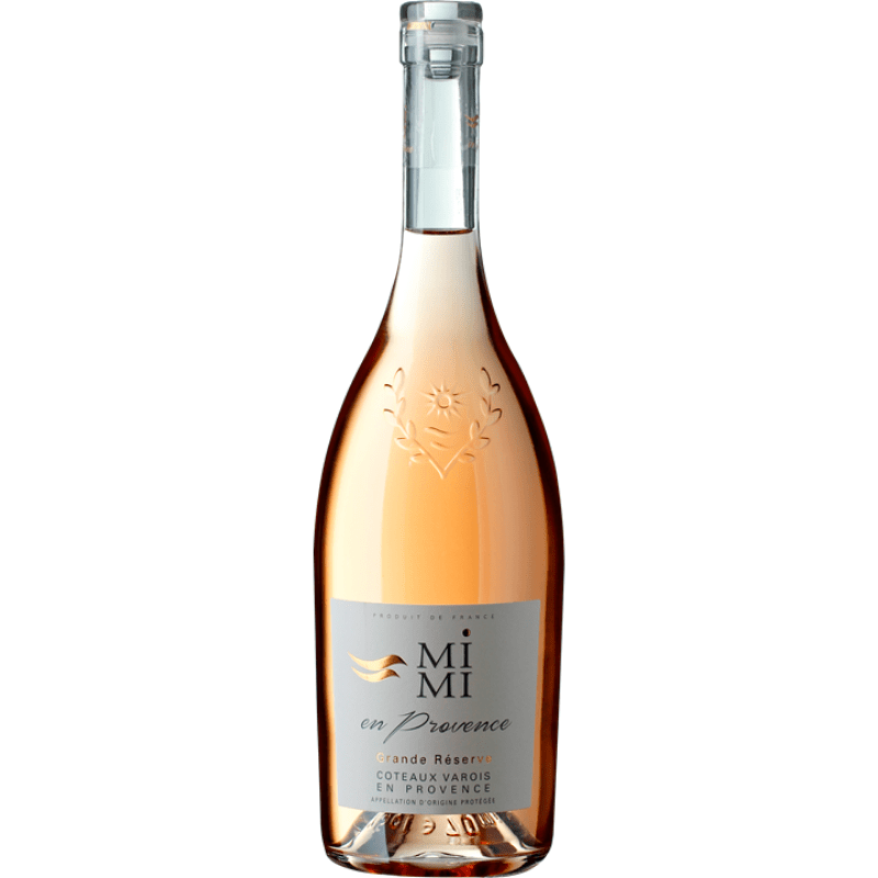Mimi rose en Provence