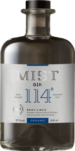Gin Nyborg destilleri Mist 114
