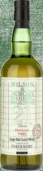 Whisky Wilson & Morgan 21 års Tobermony Barrel Selection