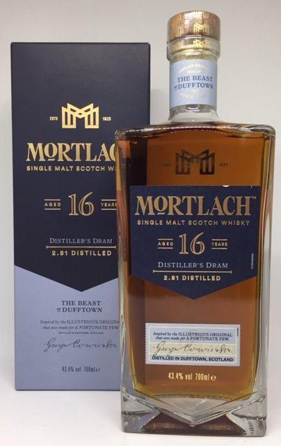 Mortlach 16 Års single malt