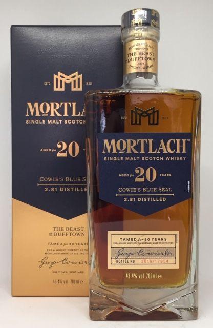 Mortlach 20 Års single malt