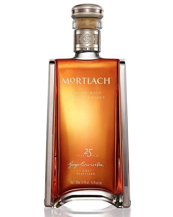 Mortlach 25 års