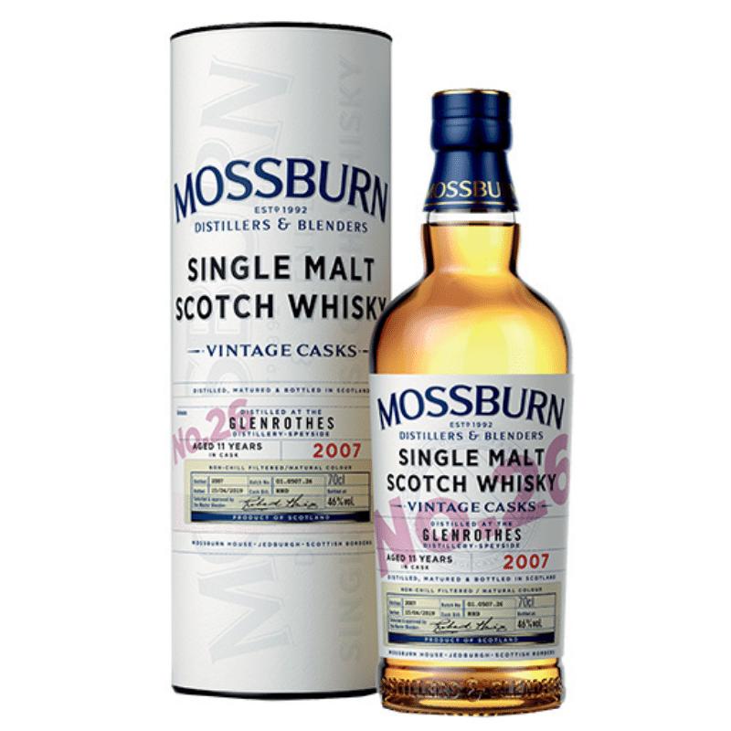 Mossburn No 26 Glenrothes