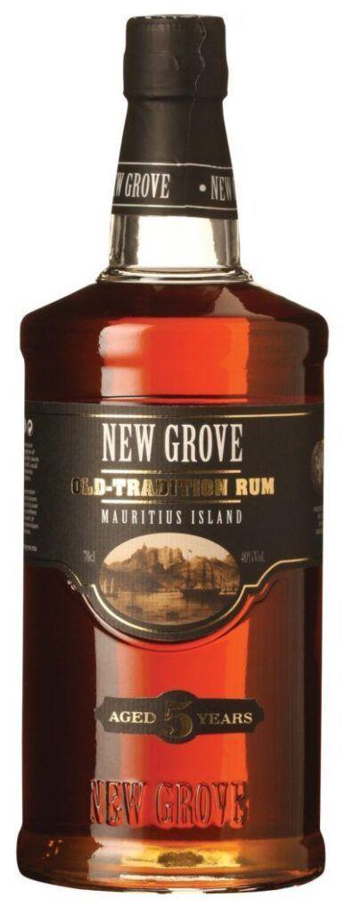 New Grove 5 års Mauritius rom