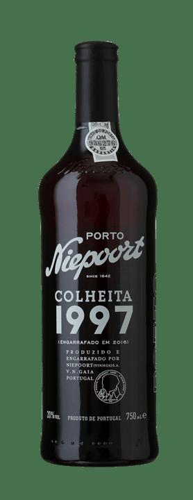 Colheita 1997 Niepoort portvin