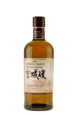 Nikka Miyagiyo, Single malt Japansk Whisky