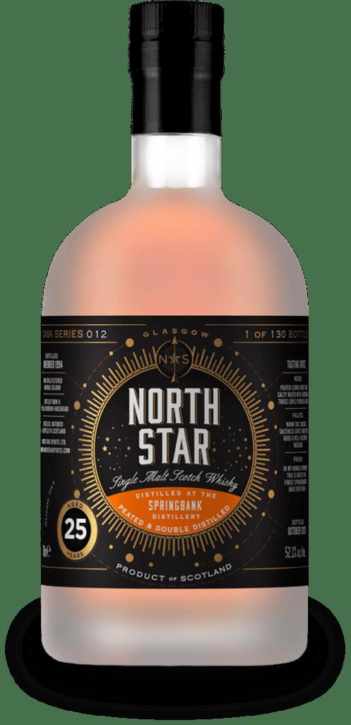 North Star Springbank 25 års 52,1 %