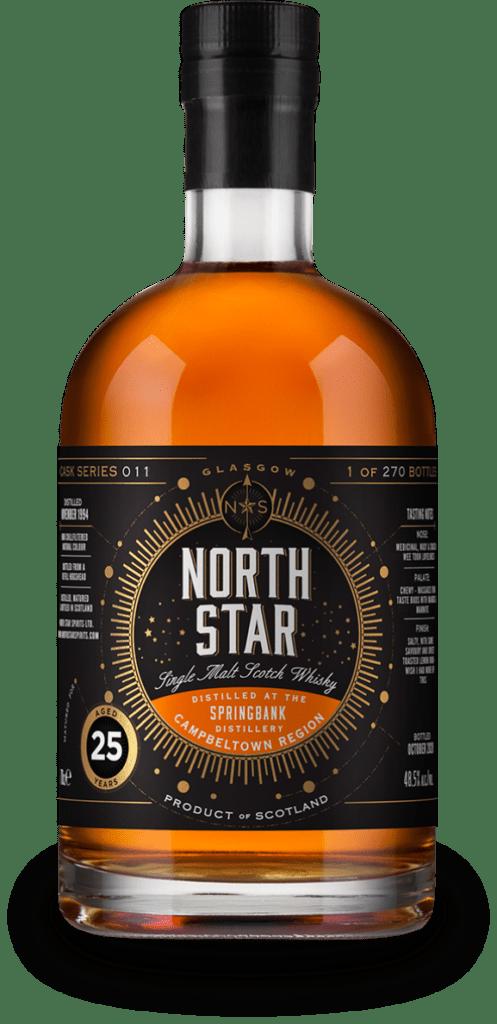 North Star Springbank 25 års