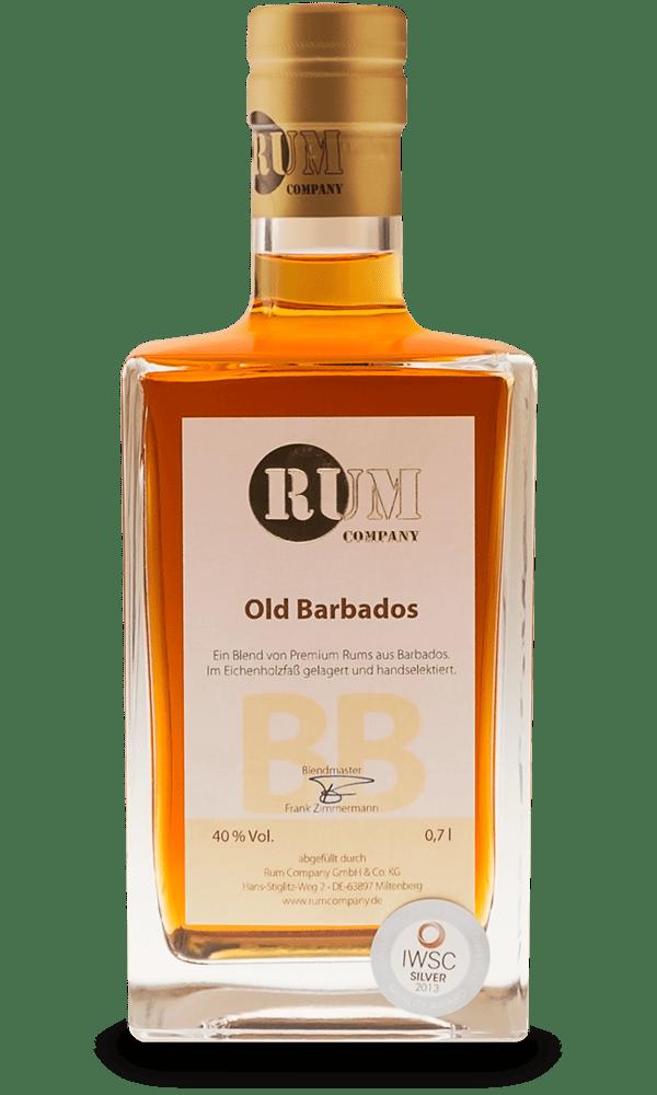 Old Barbados 40 % Rum Company