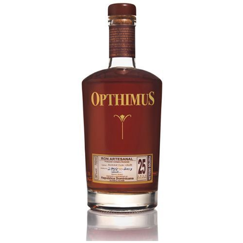 Opthimus 25 Års Solera Dominicana Republica