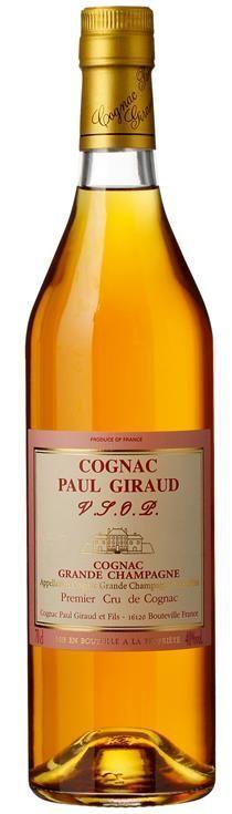 Cognac VSOP 8 Års Paul Giraud Grande Champagne