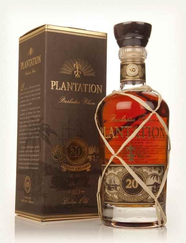 Plantation XO 20 TH. Anniversary rom