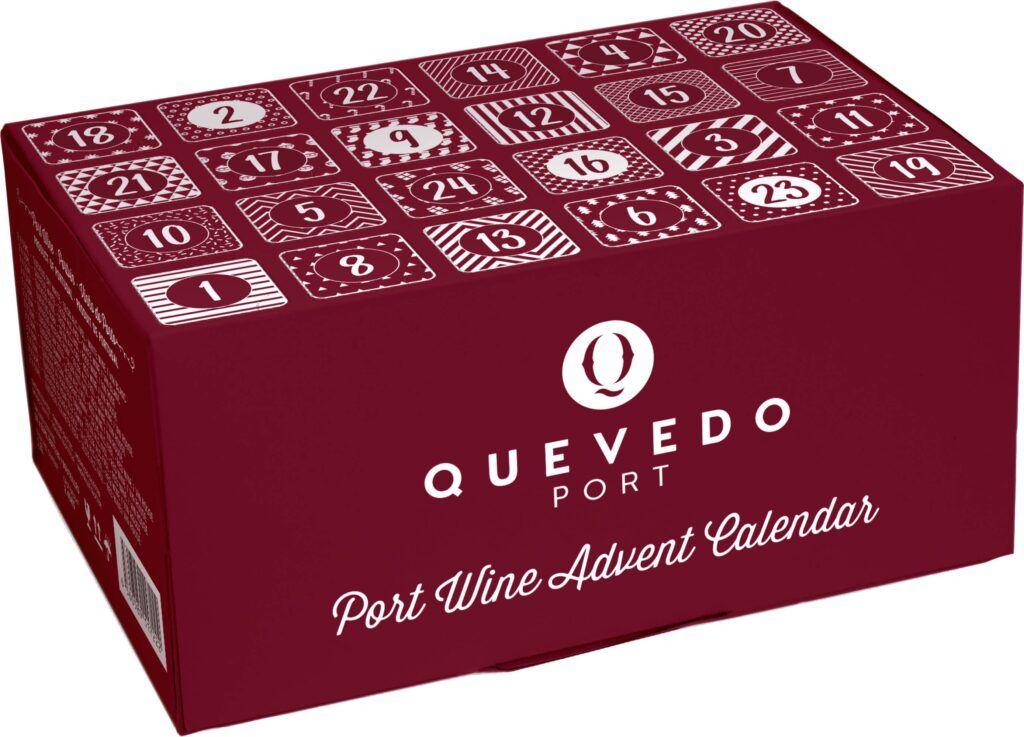 Portvin´s julekalnder fra Quevedo.