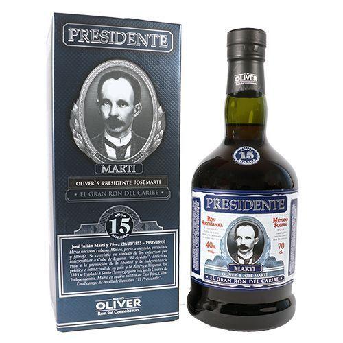 Presidente 15 Solera