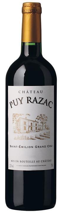 CHATEAU PUY RAZAC Saint-Emilion Grand Cru-0