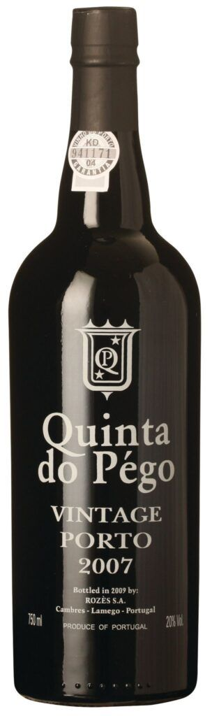 Quinta do Pego Vintage 2007 Porto