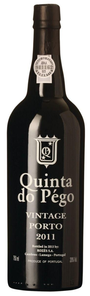 Quinta do Pego Vintage 2011 Porto