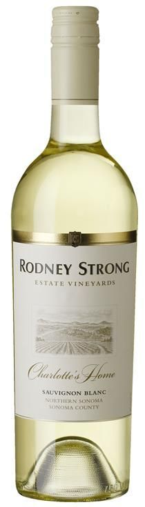Rodney Strong Sauvignon Blanc, Charlottes Home