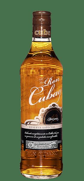 Ron Cubay 10 års Special Reserve