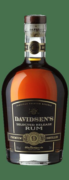 Rom Davidsen`s 9 års Selected Release