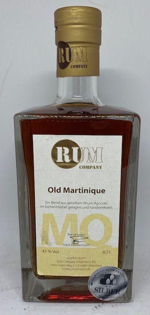 Rum company Old Martinique