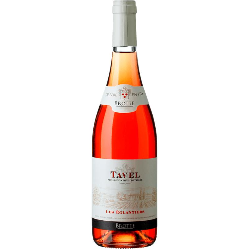 Rose Tavel Les Eglantiers