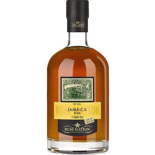 Jamaica 5 års Rum Nation