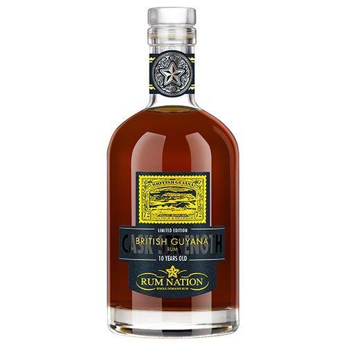 British Guyana 10 års Cask Strength Rum Nation