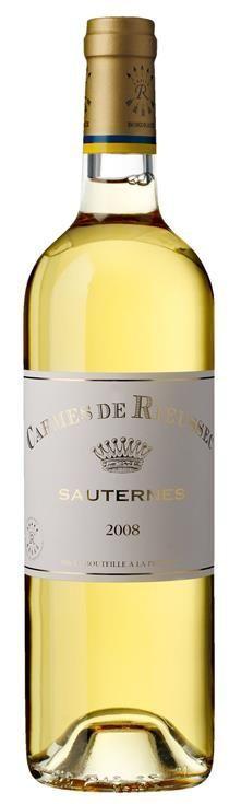 Sauternes 2007 Carmes De Rieussec