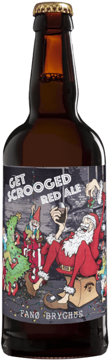 Fanø Get scrooged red ale
