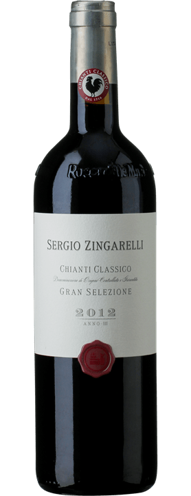 Sergio Zingarelli Chianti Classico