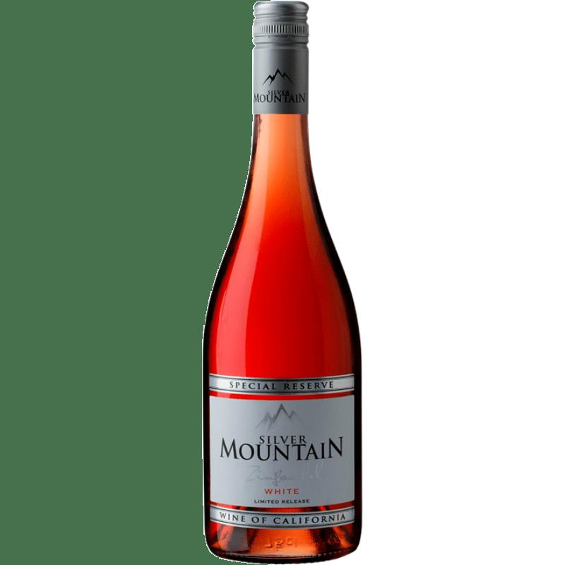 Silver Mountain Rose white