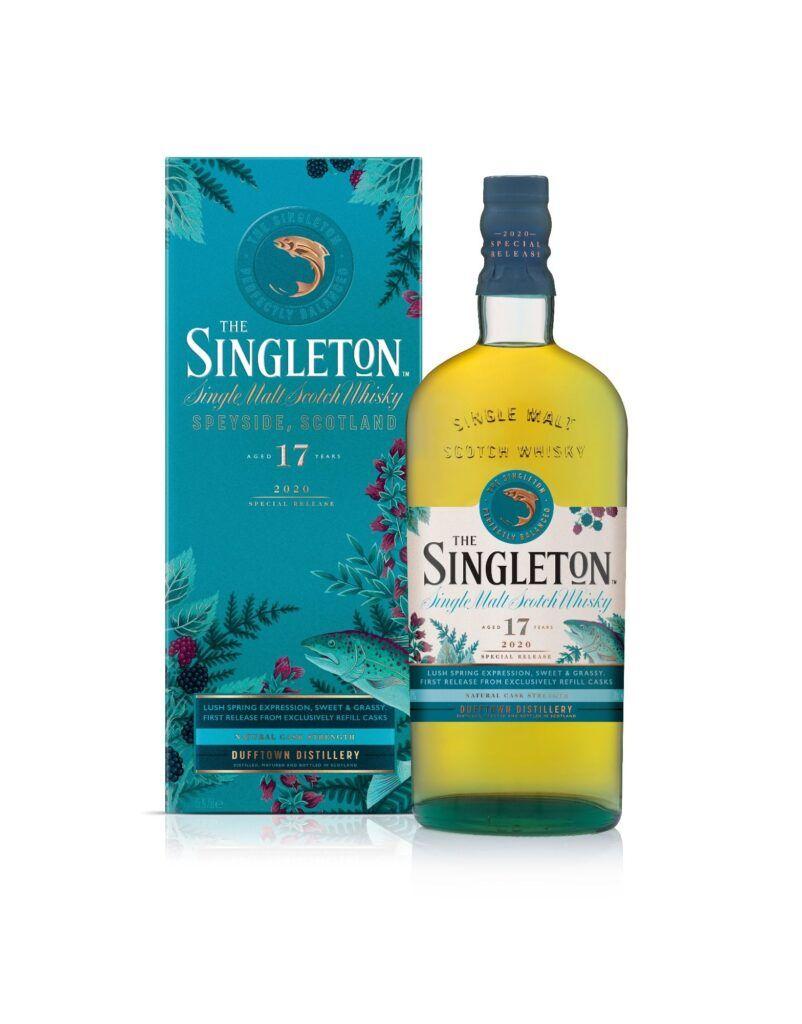 Singleton 17 års Special release 2020