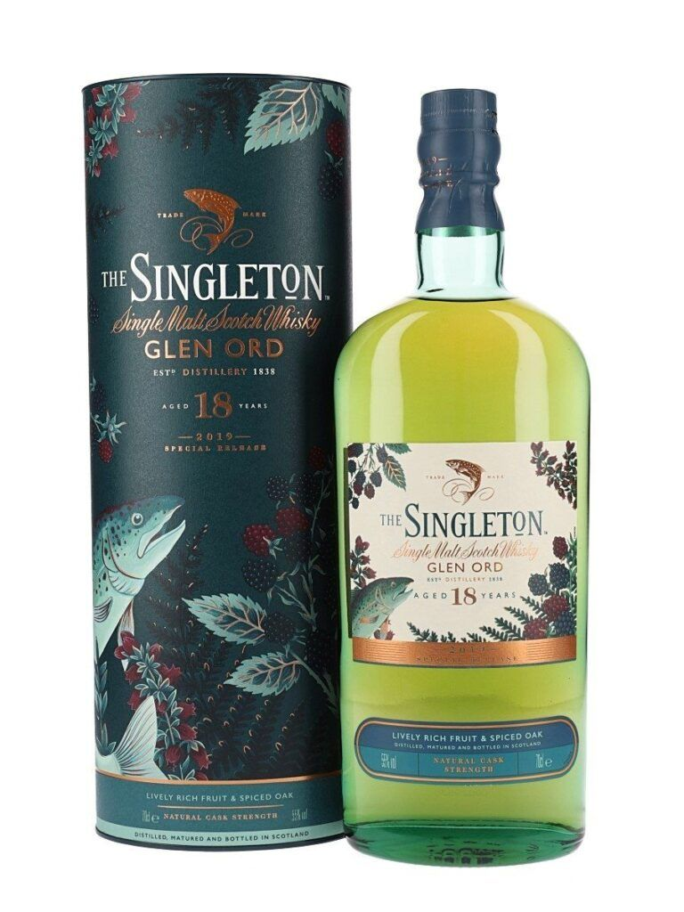 Singleton Glen Ord 18 års Single malt